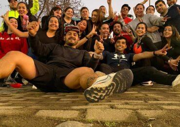 """Con la Fase 3 se va activando el deporte en Pudahuel: Los entrenamientos funcionales de """"MueveteFit Chile"""""""