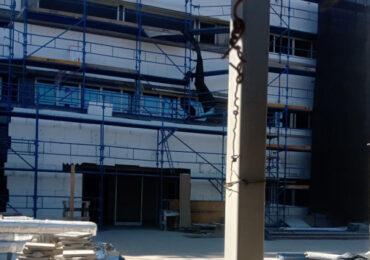 Está próximo a ser entregado edificio de la Policía de Investigaciones de Chile en Pudahuel