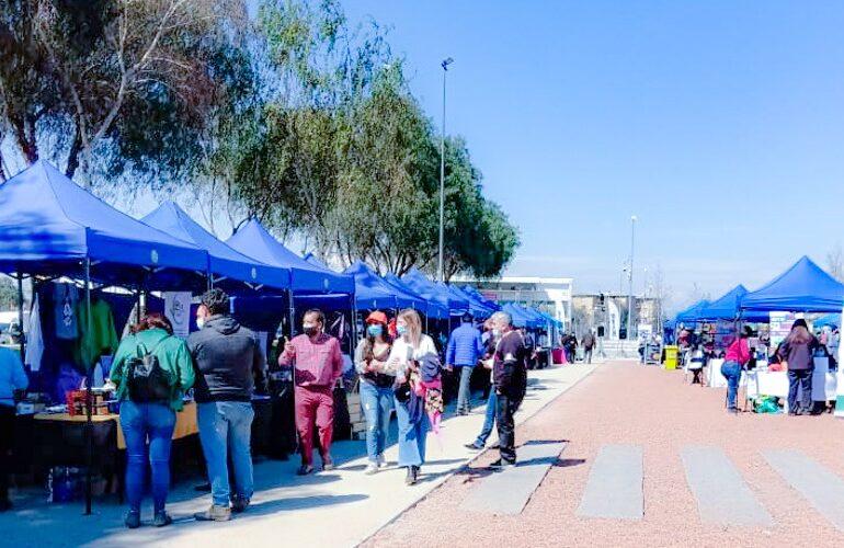 Con éxito se realiza Expo Enea 2021 presencial en Pudahuel
