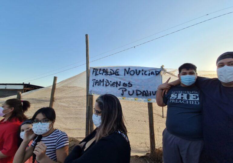 """Vecino de Noviciado por casas llenas de polvo: """"No han puesto limitación para la contaminación y el ruido"""""""