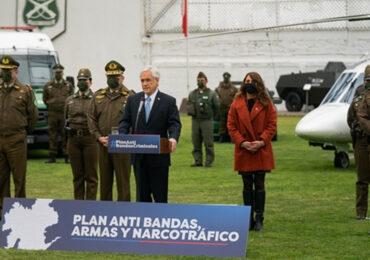 """Pudahuel y Cerro Navia incluida en """"Plan Anti armas y narcotráfico"""""""