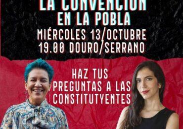 Educación cívica: Agrupación Ukamau Cerro Navia invita a importante conversatorio constitucional