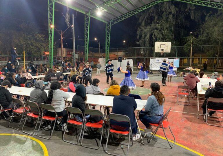 Con éxito se realizó el Gran Bingo Solidario a beneficio de familia que sufrió incendio en Pudahuel