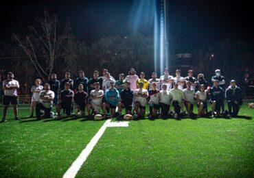 El primer club de rugby en Pudahuel que además entrega apoyo a las disidencias sexuales